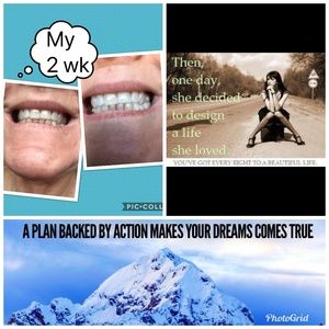 NEW - Whitening toothpaste